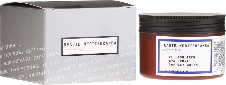 Arckrém hialuronsavval - Beaute Mediterranea High Tech Hyaluronic Complex Cream