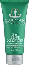 Parfüm, Parfüméria, kozmetikum Krém-kondicionáló szakállra - Clubman Pinaud 2-in-1 Beard Conditioner
