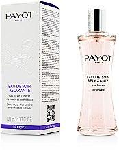 Parfüm, Parfüméria, kozmetikum Ápoló anti stressz spray - Payot Le Corps Eau de Soin Relaxante Floral Water