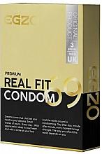 Parfüm, Parfüméria, kozmetikum Anatómiailag formált óvszer - Egzo Real Fit