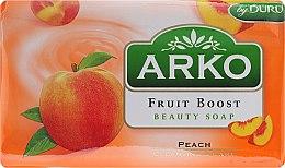 Parfüm, Parfüméria, kozmetikum Szappan - Arko Fruit Boost Beuaty Soap Peach