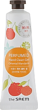 """Parfüm, Parfüméria, kozmetikum Illatosított kézfertőtlenítő """"Mediterrán mandarin"""" - The Saem Perfumed Oriental Mandarin Hand Clean Gel"""