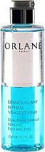 Parfüm, Parfüméria, kozmetikum Kétfázisú sminklemosó - Orlane Dual-Phase Makeup Remover Face and Eyes