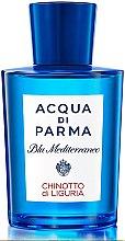 Parfüm, Parfüméria, kozmetikum Acqua di Parma Blu Mediterraneo Chinotto di Liguria - Eau De Toilette (teszter kupak nélkül)