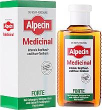 Parfüm, Parfüméria, kozmetikum Intenzív tonik hajra - Alpecin Medical Forte