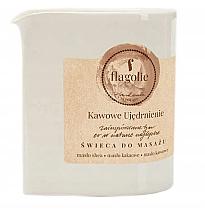"""Parfüm, Parfüméria, kozmetikum Masszázsgyertya """"Feszesítő kávé"""" - Flagolie Coffee Firming Massage Candle"""