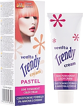 Parfüm, Parfüméria, kozmetikum Tonizáló hajszínező krém - Venita Trendy Color Cream