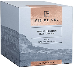 Parfüm, Parfüméria, kozmetikum Hidratáló arckrém - Vie De Sel Moisturizing Day Cream