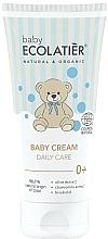 "Parfüm, Parfüméria, kozmetikum Babakrém ""Mindennapi ápolás"" - Ecolatier Baby Daily Care"