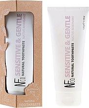 Parfüm, Parfüméria, kozmetikum Természetes fogkrém érzékeny fogakhoz - The Natural Family Co Sensitive Toothpaste