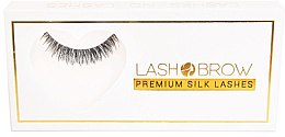 Parfüm, Parfüméria, kozmetikum Műszempilla - Lash Brown Premium Silk Lashes Lashes No Lashes