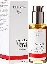 """Parfüm, Parfüméria, kozmetikum """"Nyírfa és árnika"""" testápoló olaj - Dr. Hauschka Birch Arnica Energising Body Oil"""