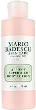 Parfüm, Parfüméria, kozmetikum Testápoló lotion - Mario Badescu Apricot Super Rich Body Lotion