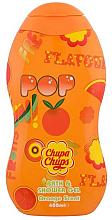 """Parfüm, Parfüméria, kozmetikum Tusfürdő """"Narancs"""" - Chupa Chups Body Wash Orange Scent"""