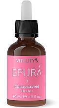 Parfüm, Parfüméria, kozmetikum Színvédő koncentrátum - Vitality's Epura Color Saving Blend