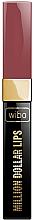 Parfüm, Parfüméria, kozmetikum Matt folyékony rúzs - Wibo Million Dollar Lips