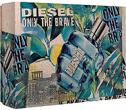 Parfüm, Parfüméria, kozmetikum Diesel Only The Brave - Szett (edt/50ml + sh/g/100ml)