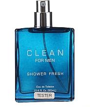 Parfüm, Parfüméria, kozmetikum Clean Shower Fresh For Men - Eau De Toilette (teszter kupak nélkül)