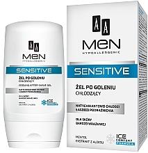 Parfüm, Parfüméria, kozmetikum Borotválkozás utáni zselé - AA Men Sensitive After-Shave Gel Cooling