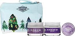 Parfüm, Parfüméria, kozmetikum Szett - Institut Karite Shea Anti-Aging (f/cr/50ml + eye/cr/25ml + f/cr/50ml + bag)