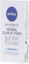Parfüm, Parfüméria, kozmetikum Arctisztító tapasz - Nivea Visage Clear Up Strips