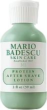 Parfüm, Parfüméria, kozmetikum Borotválkozás utáni lotion proteinnal - Mario Badescu Protein After Shave Lotion