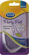 Parfüm, Parfüméria, kozmetikum Láthatatlan ultravékony zselés talpbetét - Scholl Party Feet Ultra Slim Invisible Gel Cushions
