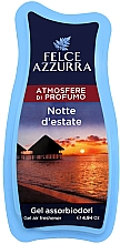 Parfüm, Parfüméria, kozmetikum Légfrissítő - Felce Azzurra Gel Air Freshener Notte d'estate