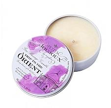 Parfüm, Parfüméria, kozmetikum Masszázsgyertya gránátalma és fehér bors aromával - Petits JouJoux Mini A Trip Orient