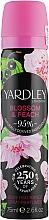 Parfüm, Parfüméria, kozmetikum Dezodor - Yardley Blossom & Peach Body Fragrance