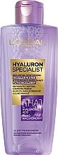 Parfüm, Parfüméria, kozmetikum Nedvességfeltöltő micellás víz - L'Oreal Paris Hyaluron Expert