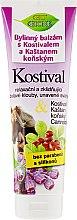 Parfüm, Parfüméria, kozmetikum Lábápoló balzsam - Bione Cosmetics Cannabis Kostival Herbal Ointment with Horse Chestnut