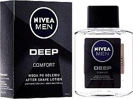 Parfüm, Parfüméria, kozmetikum Antibakteriális borotválkozás utáni arcvíz - Nivea Men Deep Comfort After Shave lotion