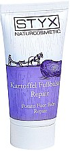 "Parfüm, Parfüméria, kozmetikum Regeneráló lábápoló balzsam ""Burgonya"" - Styx Naturcosmetic Potato Foot Balm Repair"