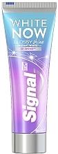 Parfüm, Parfüméria, kozmetikum Fehérítő fogkrém - Signal White Now Glossy Shine Toothpaste