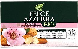 "Parfüm, Parfüméria, kozmetikum Szappan ""Mandula"" - Felce Azzurra Bio Mandorla Soap"