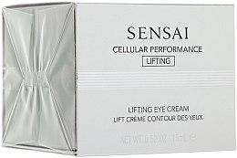 Parfüm, Parfüméria, kozmetikum Regeneráló koncentrátum - Kanebo Sensai Cellular Performance Lifting Eye Cream