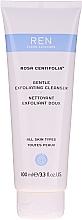 Parfüm, Parfüméria, kozmetikum Hámlasztó arctisztító gél - REN Rosa Centifolia Gentle Exfoliating Cleanser