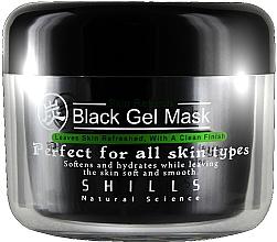Parfüm, Parfüméria, kozmetikum Gél maszk arcra - Shills Black Gel Mask