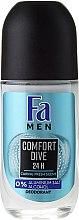 Parfüm, Parfüméria, kozmetikum Golyós dezodor - Fa Men Comfort Dive Deodorant