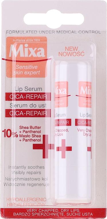 Ajakszérum - Mixa Cica-Repair Lip Serum
