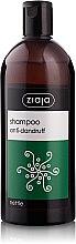 """Parfüm, Parfüméria, kozmetikum Korpásodás elleni sampon """"Csalán"""" - Ziaja Shampoo"""