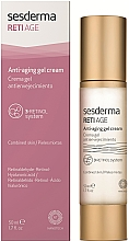 Parfüm, Parfüméria, kozmetikum Anti-age krém-gél - SesDerma Laboratories RetiAge Anti-aging Gel Cream