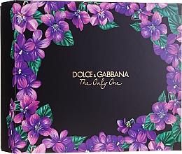 Parfüm, Parfüméria, kozmetikum Dolce&Gabbana The Only One - Szett (edp/50ml + edp/10ml)