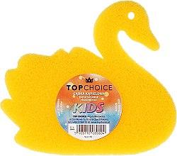 Parfüm, Parfüméria, kozmetikum Fürdőszivacs 30604, sárga - Top Choice Bath Sponge Kids