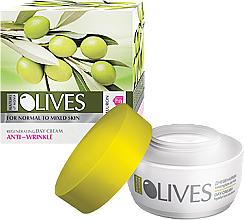 Parfüm, Parfüméria, kozmetikum Nappali ránctalanító krém normál és kombinált bőrre - Nature of Agiva Anti-Wrinkle Day Cream for Normal to Combination Skin