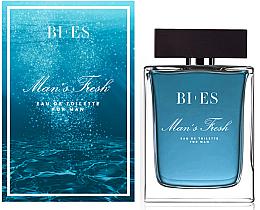 Parfüm, Parfüméria, kozmetikum Bi-es Man's Frash Eau De Toilette - Eau De Toilette