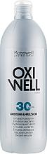 Parfüm, Parfüméria, kozmetikum Oxidáló emulzió 9% - Kosswell Professional Oxidizing Emulsion Oxiwell 9% 30 vol