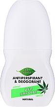 Parfüm, Parfüméria, kozmetikum Dezodor nőknek - Bione Cosmetics Deodorant Green