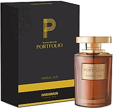 Parfüm, Parfüméria, kozmetikum Al Haramain Portfolio Imperial Oud - Eau De Parfum
